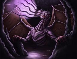 Dragon Mind Flayer