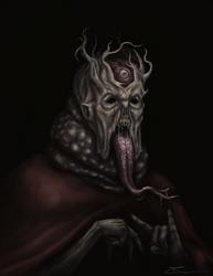 An Infernal Demon