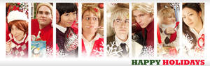 Hetalia Holiday Greeting
