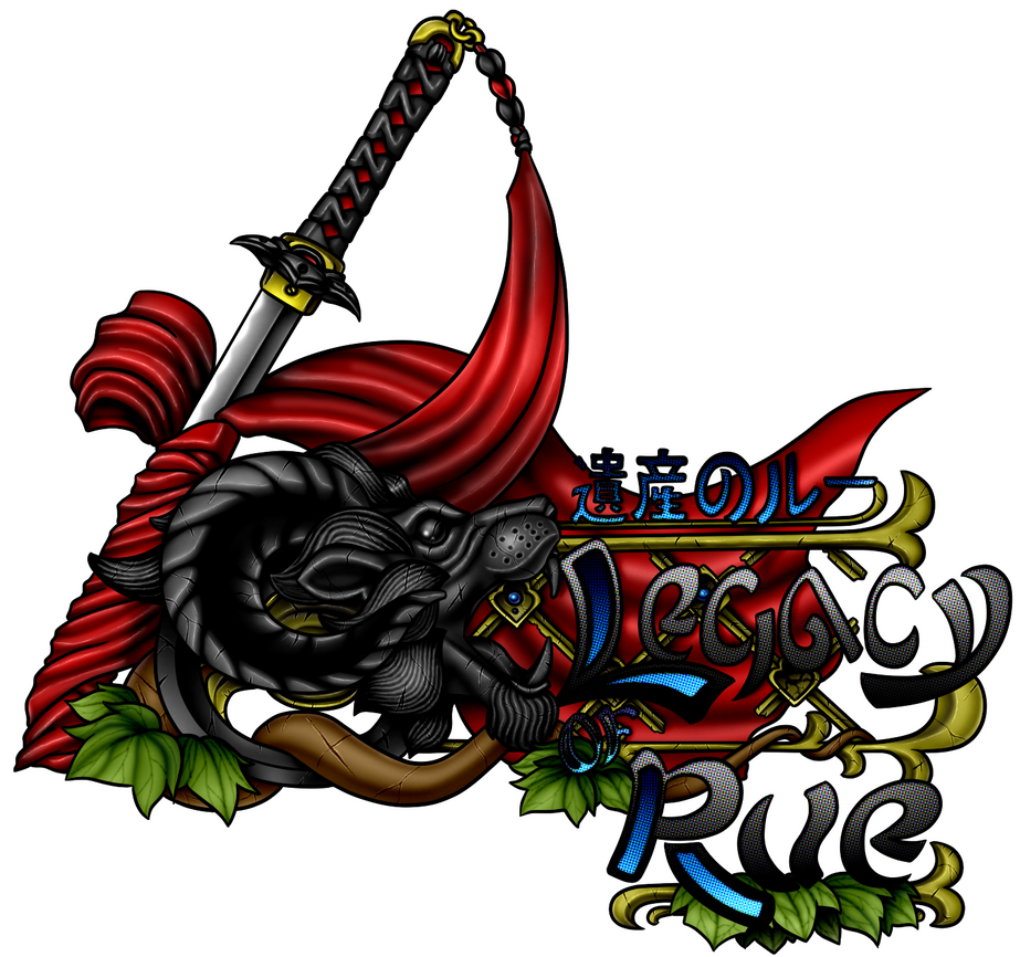 Legacy Of Rue Title by GysKing1