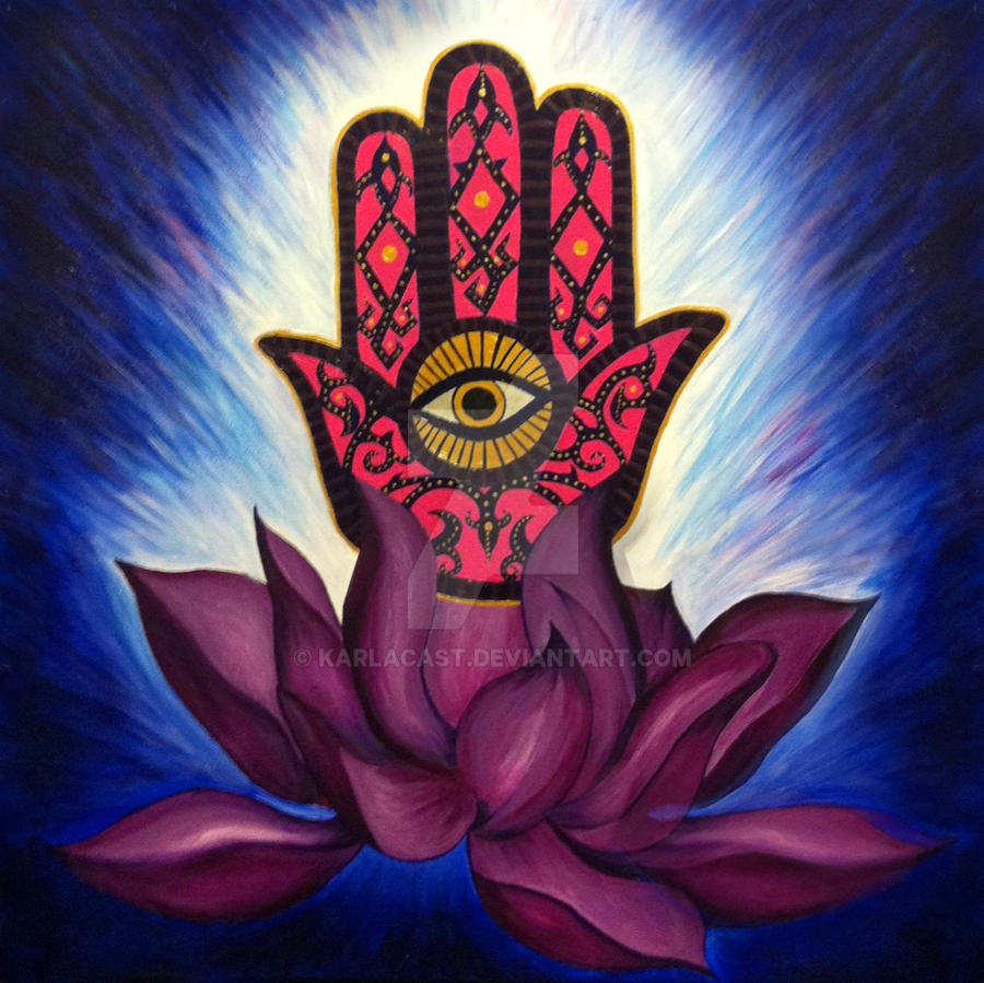 Hamsa By KarlaCast On DeviantArt