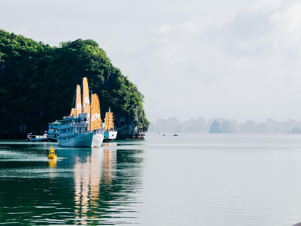 Ha Long Bay 2 by korkk1