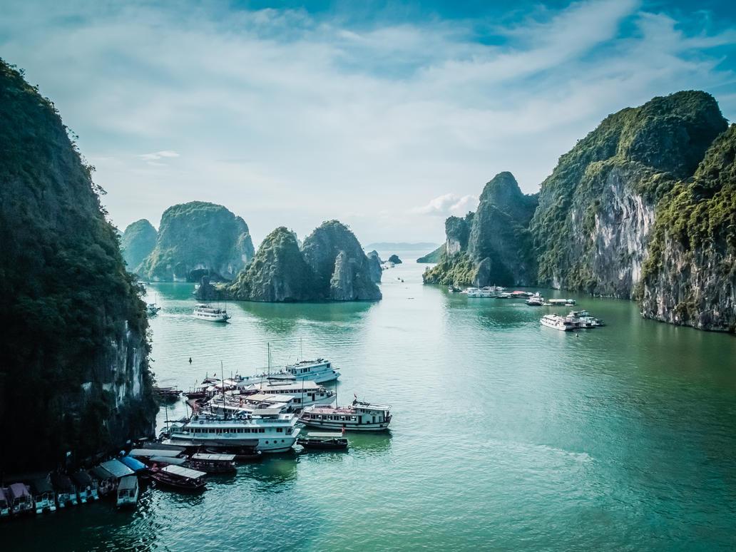 Ha Long Bay 4 by korkk1
