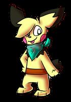 Annabelle - Fire alpaca! by Blitz-o-Byte