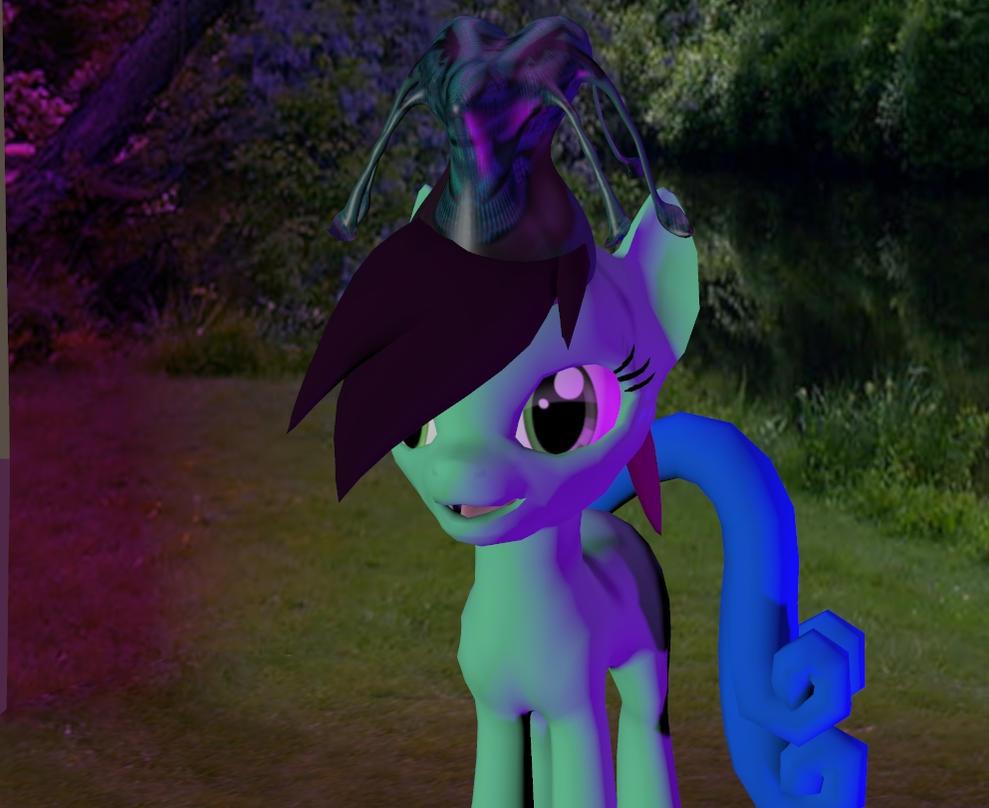 Tastelope Pony by Solomen