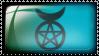 Stamp: God by 8manderz8