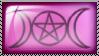 Stamp: Goddess by 8manderz8