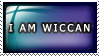 Stamp: I am Wiccan 2 by 8manderz8
