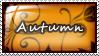 Stamp: Autumn by 8manderz8