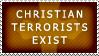 Stamp: Terrorists
