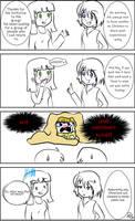 Comic: Joking around is NOT ALLOWED by 8manderz8