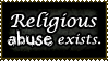 Stamp: Commission - Religious Abuse by 8manderz8
