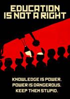 Anti-Public Education Propaganda by 8manderz8