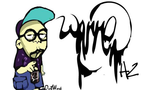 worren's cartoon