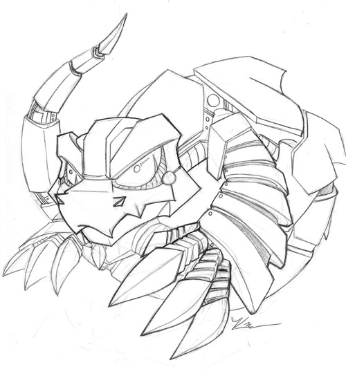 Line Drawing Robot : Siriv line art robot hissi by kristinus maximus on