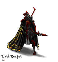 Dark Reaper wip by Addinarr