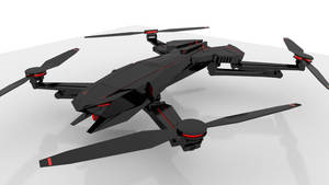 Drones Maya Project by Addinarr