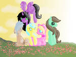 Pony Group - I finished it - read discription