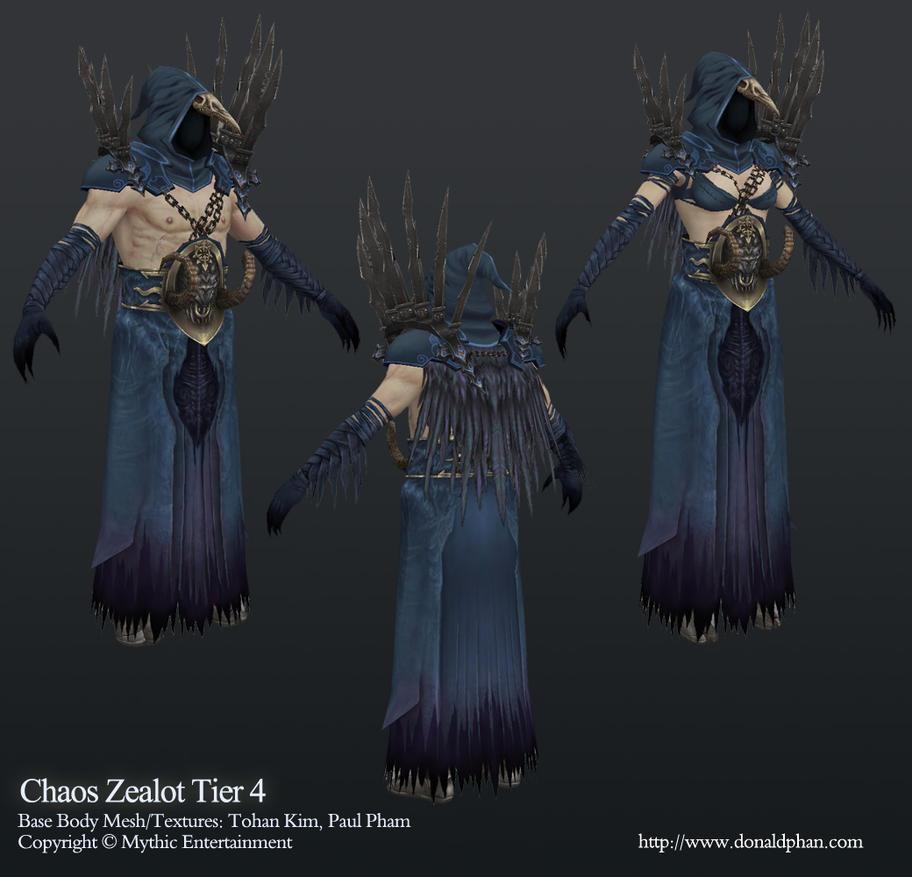 Warhammer Online: Chaos Zealot by YeeWu