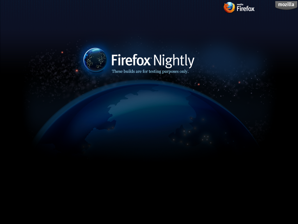 Firefox Nightly Official Wallpaper By RivenRoth740