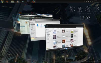 New Desktop Aero
