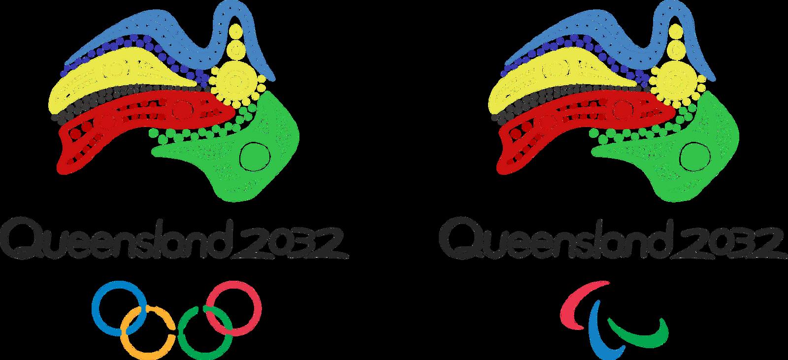 Logotype | Queensland 2032 Summer Olympics