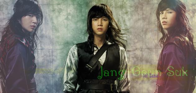 Jang Geun Suk sign. - 1- by Calciu19
