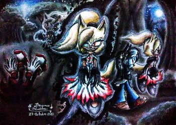 El Fantasma Del Cerro Del Lobo (Whisper) by DreamsBluefire