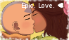 Epic Love Stamp - 2.0 by Baeacnkgi