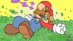 Mario Odyssey Sells a lot
