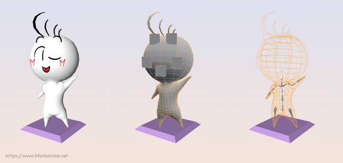 3D Mark for VR