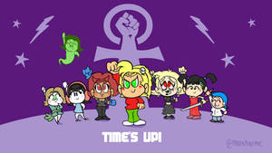 Time's Up! by MarKAnime