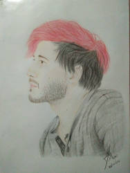 Markiplier (better image quality) by Dee13334