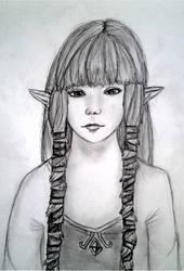 Zelda by lookslikeLara