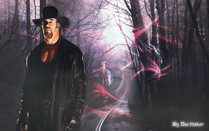 THE UNDERTAKER 2004 WALL