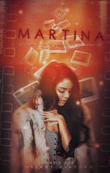 MARTINA wattpad cover - HazzTomlinToxic- by BeaGolds