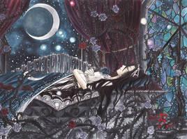 Sleeping Beauty II by FireflyGhost