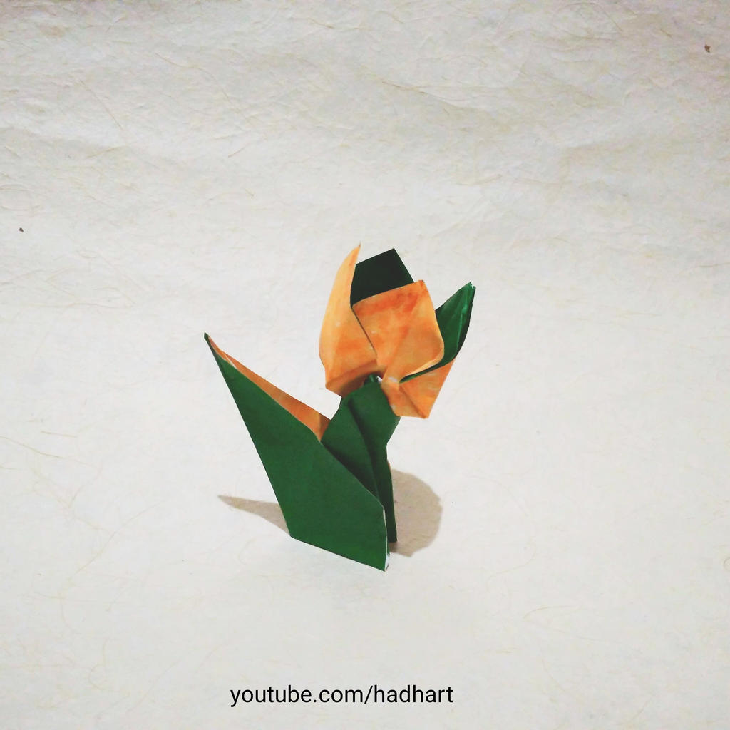 How to Make Origami Flowers - Origami Tulip Tutorial with Diagram ...   1024x1024