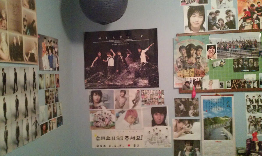 My Kpop Room Remastered 2 by SungminHiroto