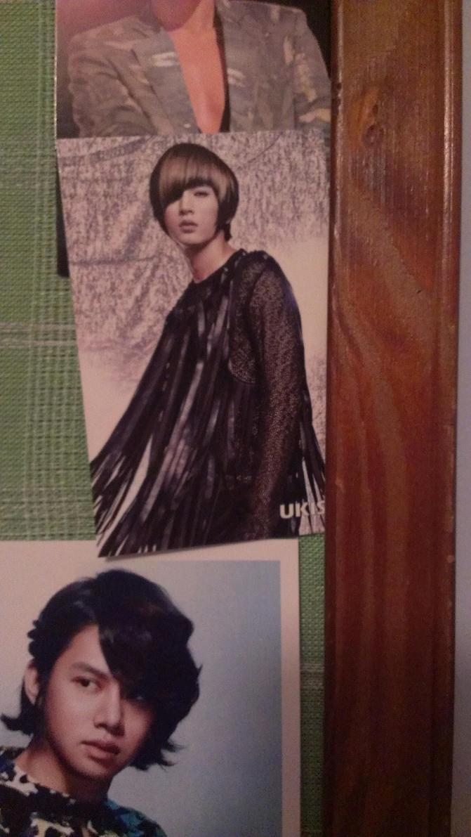 Kiseop Photocard by SungminHiroto