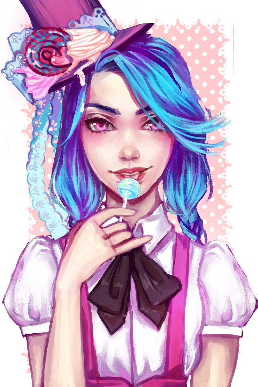 Candy Jinx by Matchaa