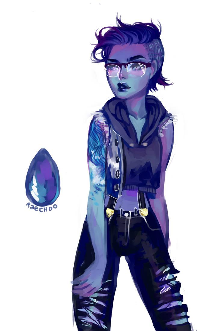 Lapis Got Style by Matchaa
