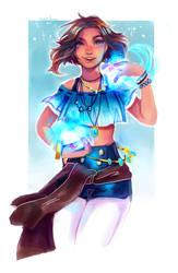Commission: Iris by Matchaa