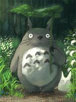 My Neighbor Totoro by Heyriel