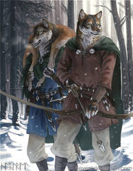 Brothers by Heyriel