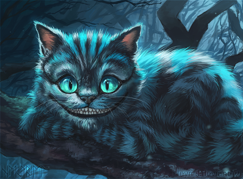 Cheshire Cat by... Cheshire