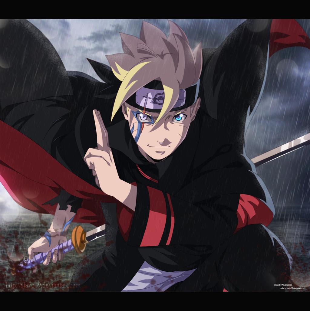 Boruto Naruto: #Boruto
