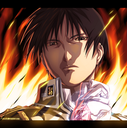 Roy-Mustang by slavo19