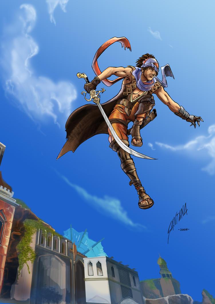 PoP - Heroes' leap by YoneSantana