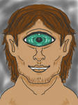 Mythical Portraits: Cyclops